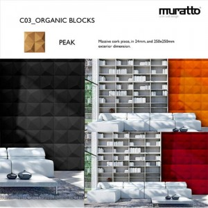 [MURATTO] C03_ORGANIC BLOCKS PEAK
